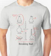 Breaking Bad: Flasks T-Shirt