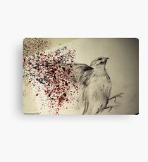 Fly Fly Bird  Canvas Print