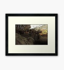 US ARMY Framed Print