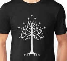 White Tree Of Gondor Unisex T-Shirt
