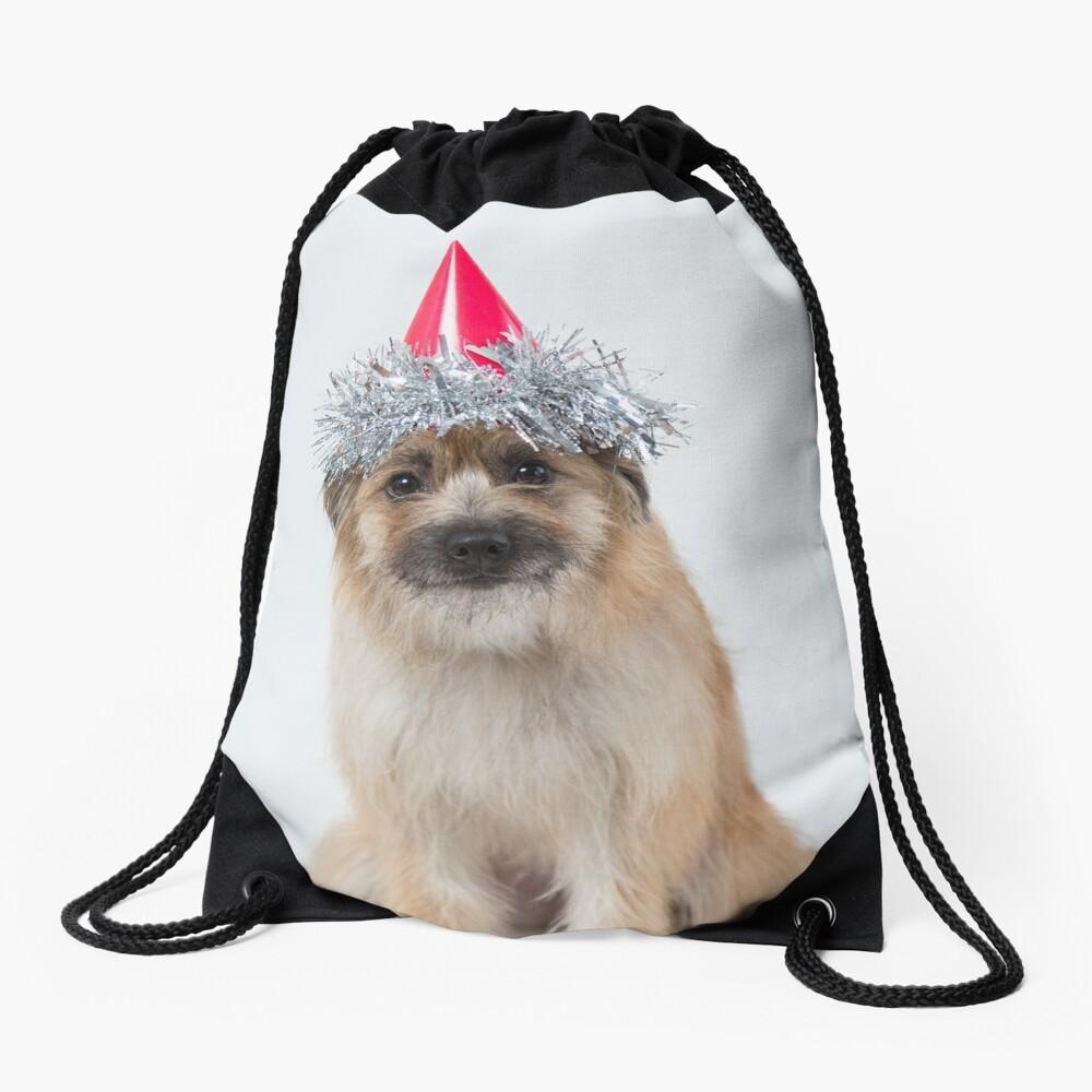 Celebrations! Drawstring Bag Front