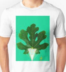 Fig Leaf Diamond Christmas Tree T-Shirt