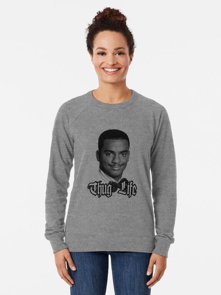 Alternative Ansicht von Thug Life Carlton Leichter Pullover