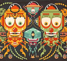 Bobs by Matthew Laznicka
