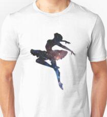 Ballerina - Universe  Unisex T-Shirt