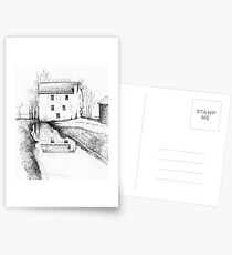 House Andrew Wyeth Postcards