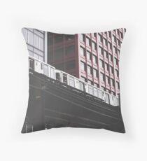 Chicago L #3 Throw Pillow