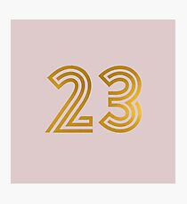 #23 Photographic Print