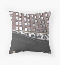 Chicago L #4 Throw Pillow