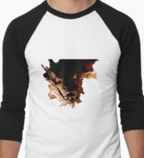 Smaug the Terrible Men's Baseball ¾ T-Shirt