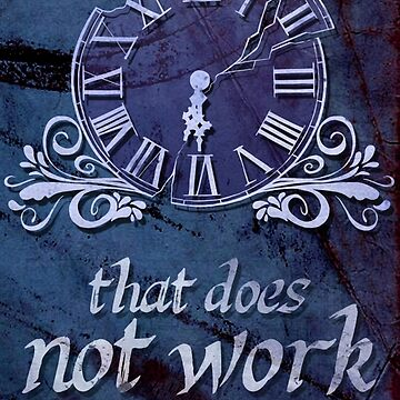 Even a Clock de Illustratorz
