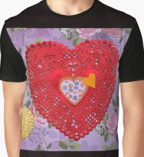 The Valentine's Day Project Graphic T-Shirt