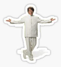 Jackie-chan Sticker
