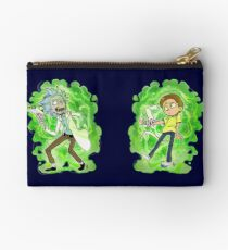 The Rickest Rick and the Mortiest Morty Studio Pouch