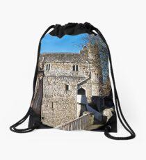 Monk Bar Drawstring Bag