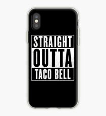 Straight Outta Taco Bell iPhone Case