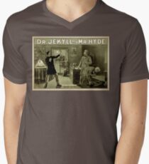 Gothic fiction - dr. jekyll and mr. Hyde T-Shirt