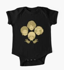 Miami Royalty Golden Edition Kids Clothes
