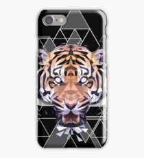 Geometric Tiger  iPhone Case/Skin