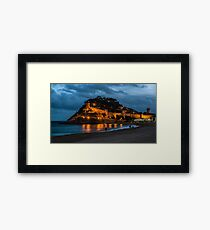 Tossa de Mar Framed Print
