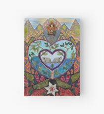 Spirit of Switzerland  Hardcover Journal