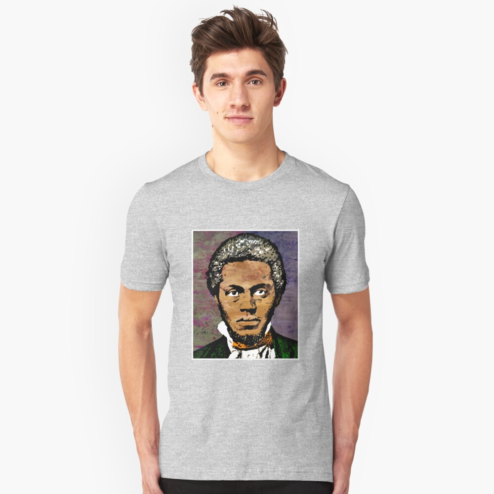 Osborne Perry Anderson (Abolitionist) Slim Fit T-Shirt