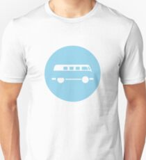 Minimal VW Van Unisex T-Shirt