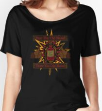 Taste The Old Blood Women's Relaxed Fit T-Shirt