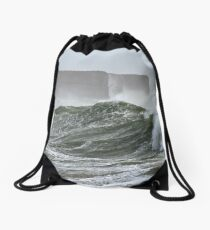 Groundswell II Drawstring Bag