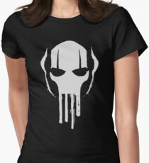 Grievous Mask Fitted T-Shirt