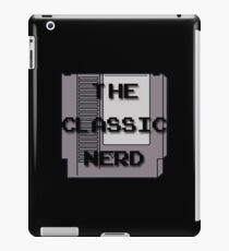 The Classic Nerd Logo iPad Case/Skin