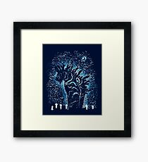 Spirits In The Night  Framed Print