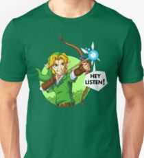 Zelda Fairy Bow  T-Shirt