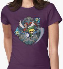 Zelda Wind Waker Earth Temple T-Shirt