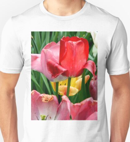 Spring is the doorway to summer T-Shirt