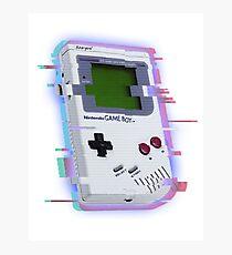 GameBoy Distort Photographic Print