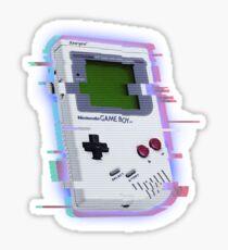 GameBoy Distort Sticker