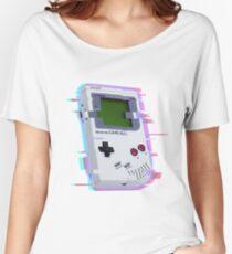 GameBoy Distort Women's Relaxed Fit T-Shirt