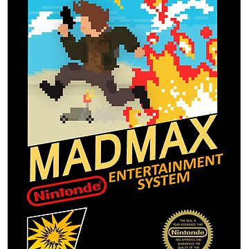 MadMax NES by ControllerGeek