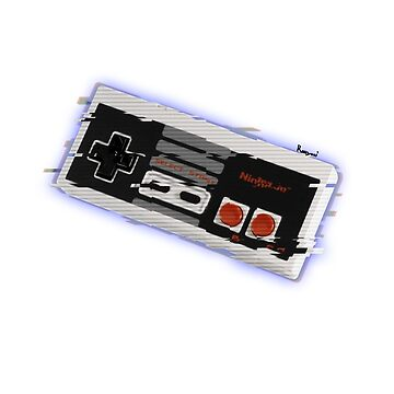 Nes Controller Distort by ControllerGeek
