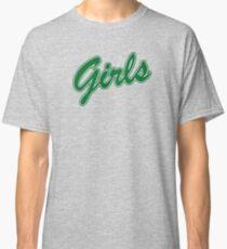 Girls Sweatshirt - Friends (green) Classic T-Shirt