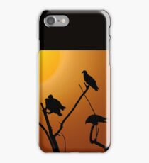 Vulture Roost iPhone Case/Skin