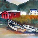 Down East (Newfoundland, Canada) by bevmorgan