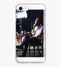 The Thinker - Benedict Cumberbatch iPhone Case/Skin
