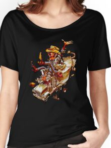 Jerry and the Bandit. Awesome mashup. Women's Relaxed Fit T-Shirt