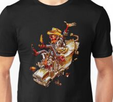 Jerry and the Bandit. Awesome mashup. Unisex T-Shirt