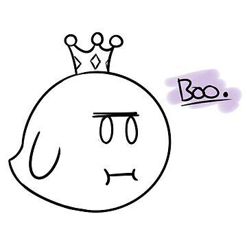 """King...Bleh"" by SimplisticArts"