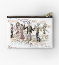 Hungry Zombies Studio Pouch