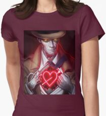 Valentine Women's Fitted T-Shirt