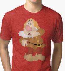 Sneezy Tri-blend T-Shirt